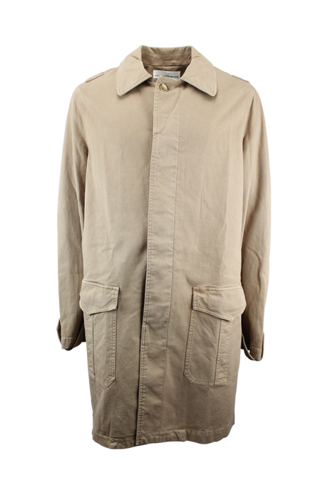 Trench Canvas jacket  Beaucoup | Abbey Road Clothing