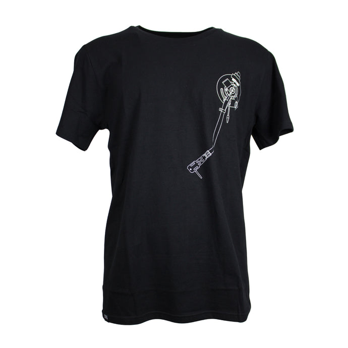 T-shirt DEDICATED turntable arm | Abbey Road Clothing