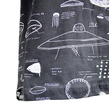 T-shirt DEDICATED Space Crafts | Abbey Road Clothing