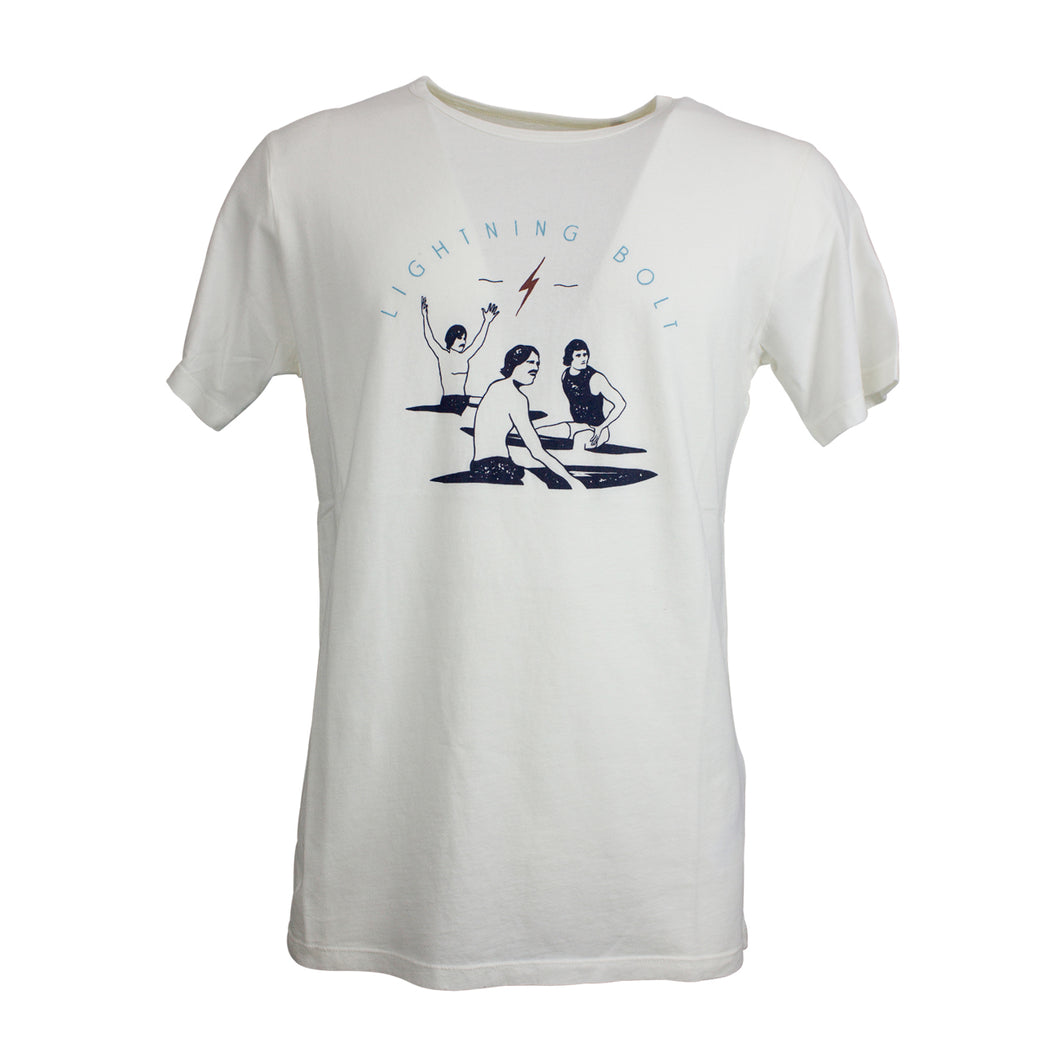 T-shirt LIGHTNING BOLT Surfisti | Abbey Road Clothing