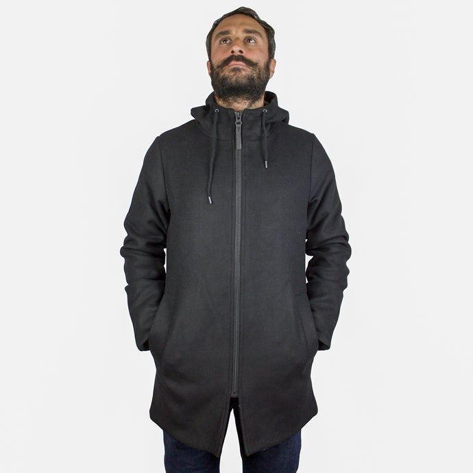 Giubbotto REVOLUTION Wool Parka