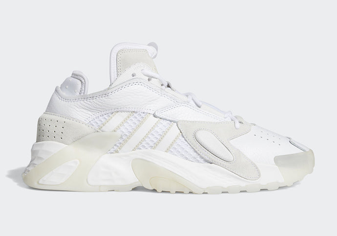 Sneakers ADIDAS ORIGINALS Streetball White Leather