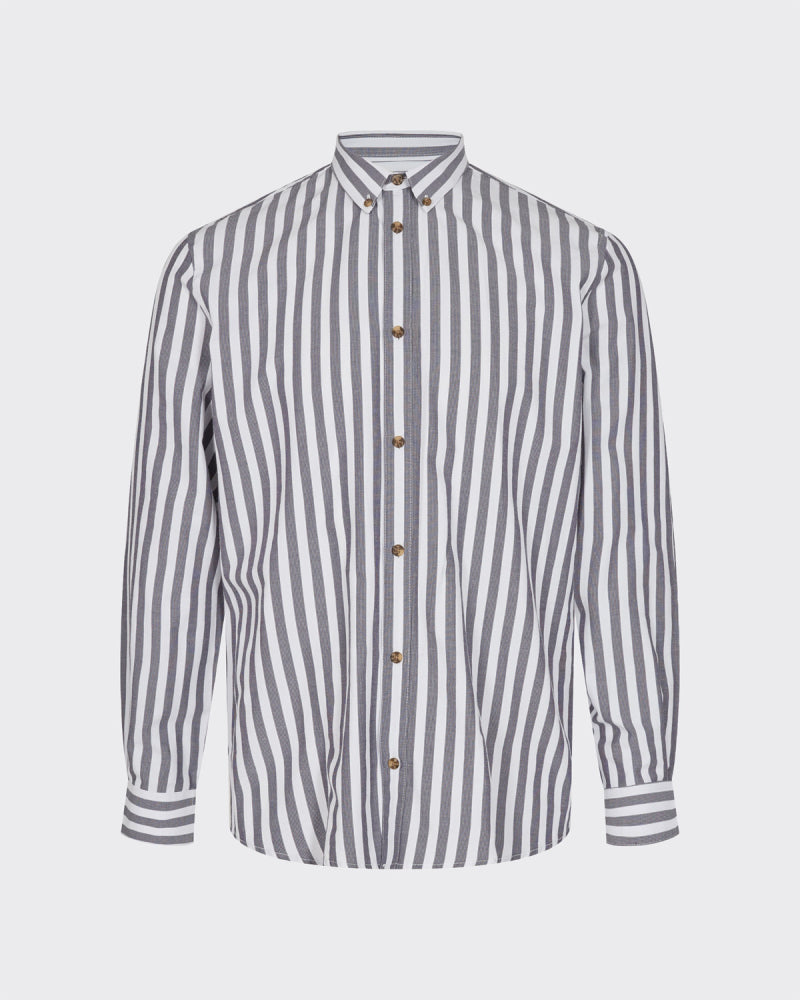 Camicia MINIMUM Walther Stripe