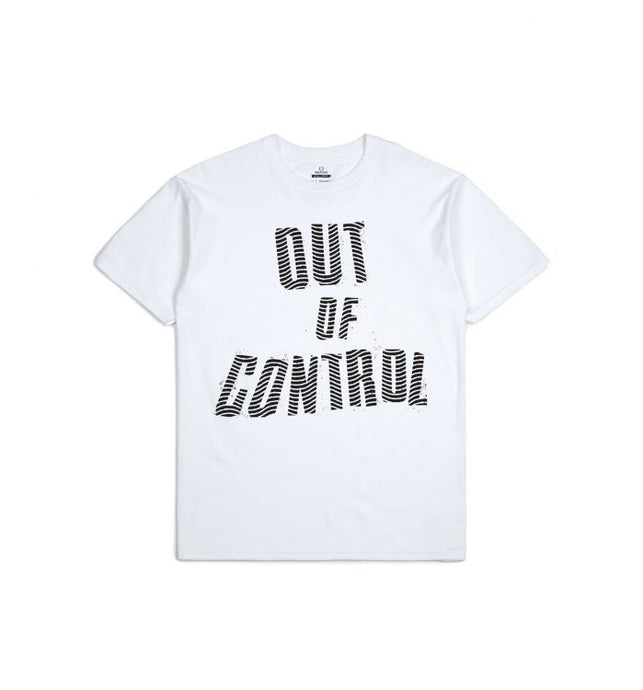 T-shirt BRIXTON Out Of Control Ss Tee