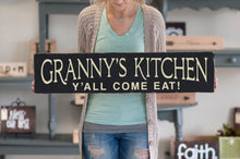 Nana's Kitchen Signs | Market Fresh Personalized Gift For Mom | Farm  Bakery Sign | Farmhouse Style Sign | Mom Gift