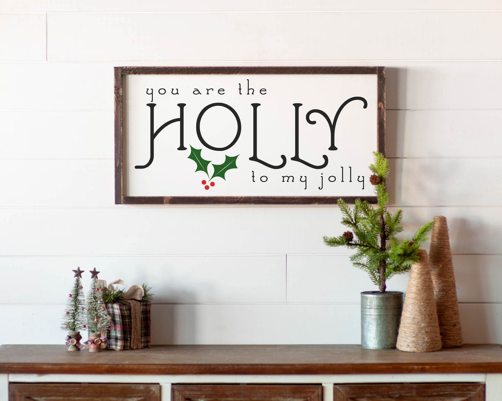 Holly to my Jolly - For Oak Hills Event