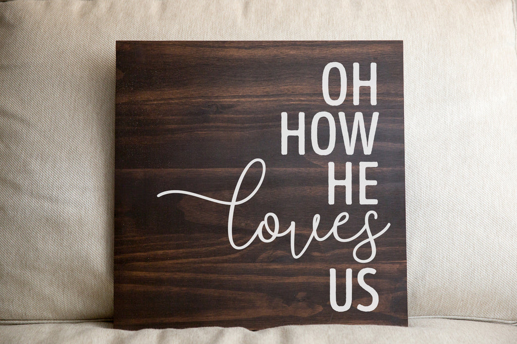 Oh how He loves us - For Crosspointe Event