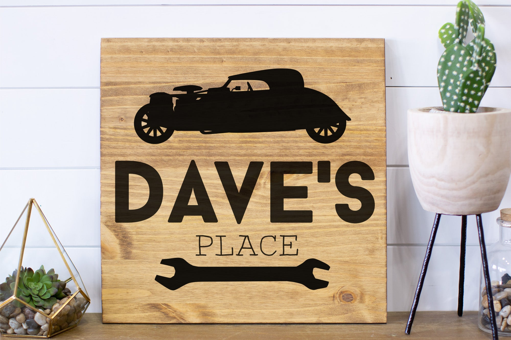 Man Cave Hot Rod - For Private Event