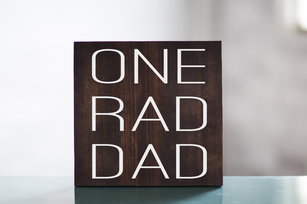 Fathers Day Wood Gift Sign | Dad Gift For Husband | Best Dad Gift | Gift For Grandpa | Gift For Papa