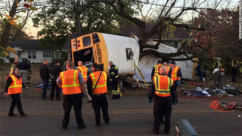 Chattanooga School Bus Crash - image credt: cnn.com