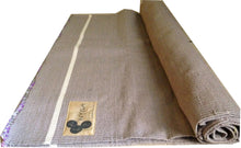 Organic cotton Mysore yoga rug