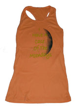 Peach Moon Days tank top