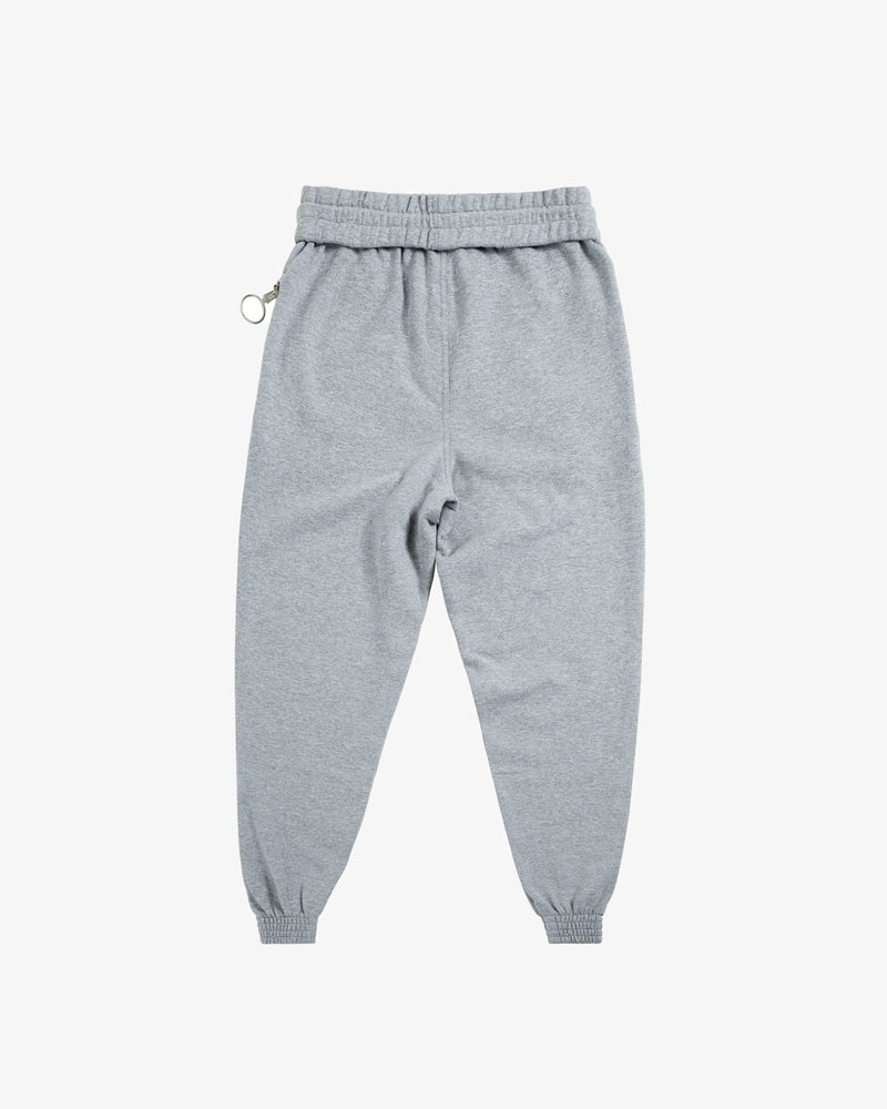 OVERSIZED SWEATPANT: BLOC (GREY)