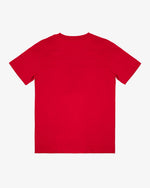 OVERSIZED TEE SHIRT: JOKER (RED)