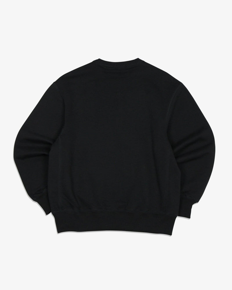 Load image into Gallery viewer, Oversized Sweatshirt La Lutte Éternelle (Black)