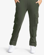 SWEATPANT: CARGO (EMERALD GREEN) *24 HOURS ONLY*