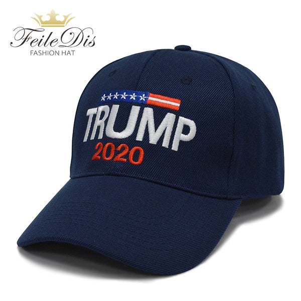 Hot Make America Great Again Donald Trump Hat Republican 2020 Fashion Cotton Cap