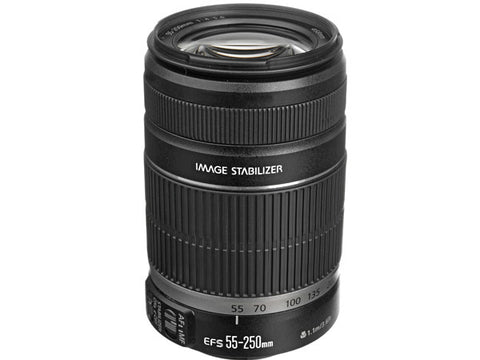 Canon 55-250mm F/4.0-5.6 Telephoto Zoom