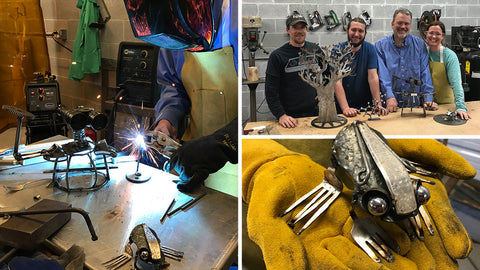 Welding Workshop: 3 Session Series (5/31/17)