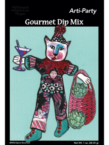 Arti-Party Dip Mix