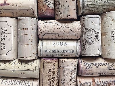 Natural Used Wine Corks