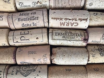 French Used Wine Corks