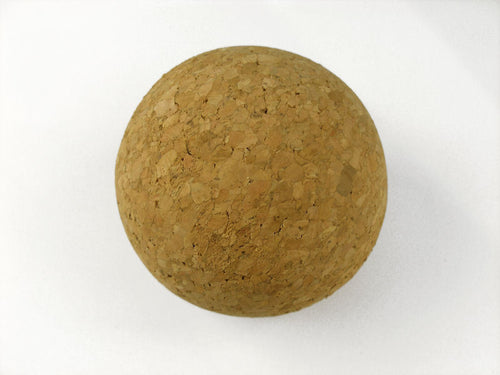 30mm Solid Cork Ball Crafts Fishing x Pk5