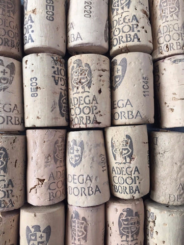 Natural Same Size Used Wine Corks