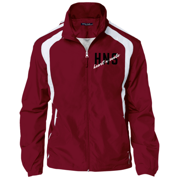 Jersey-Lined Jacket HNS
