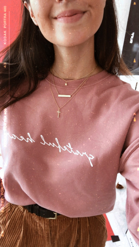 Grateful Heart Sweatshirt