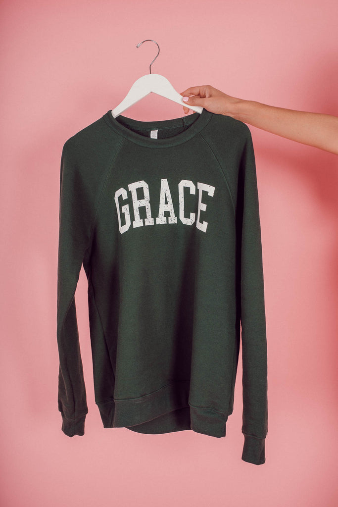 GRACE Collegiate Sweatshirt