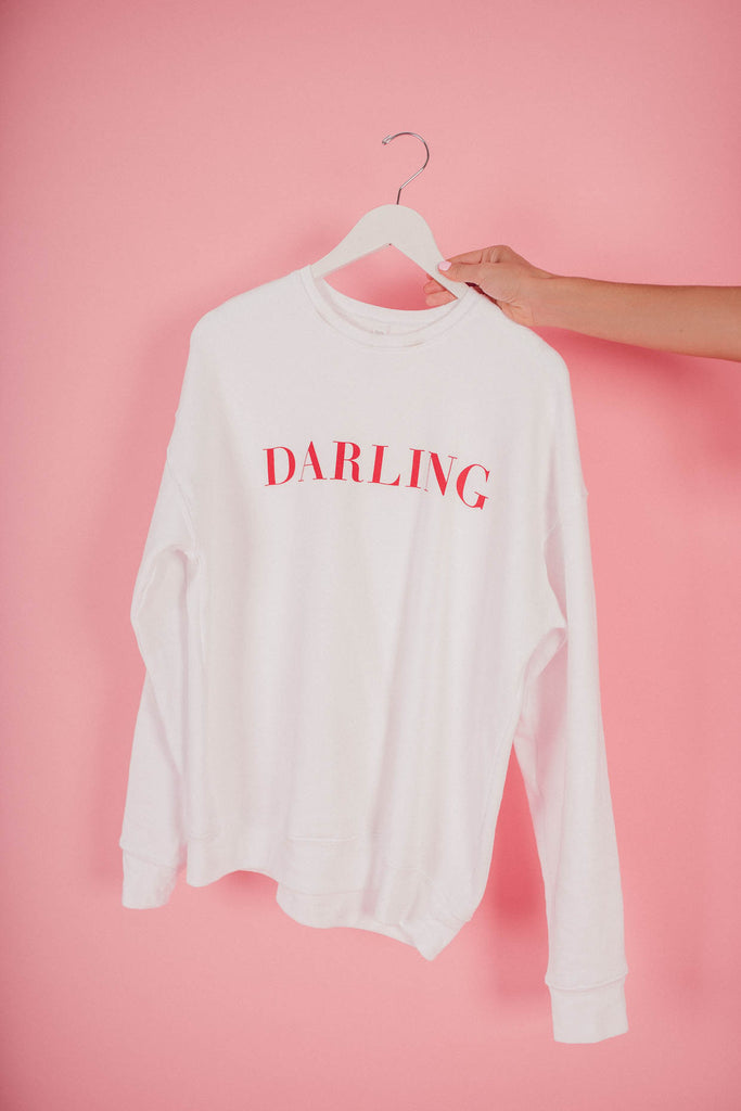 My Darling Sweatshirt