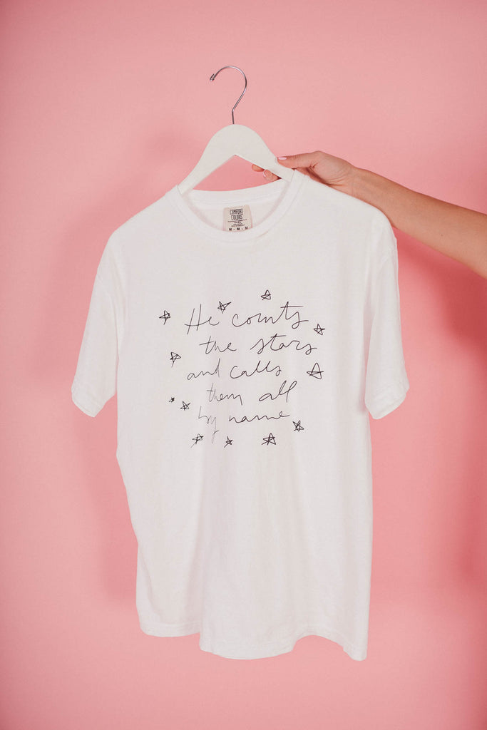 Counting Stars Sleep Tee