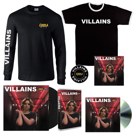 VILLAINS MEGA BUNDLE
