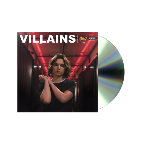 VILLAINS CD