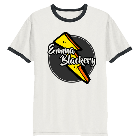 Emma Blackery (Logo) Ringer T-Shirt