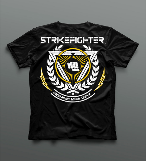 "Strikefighter Apparel- ""Annihilator"" MMA T-Shirt"