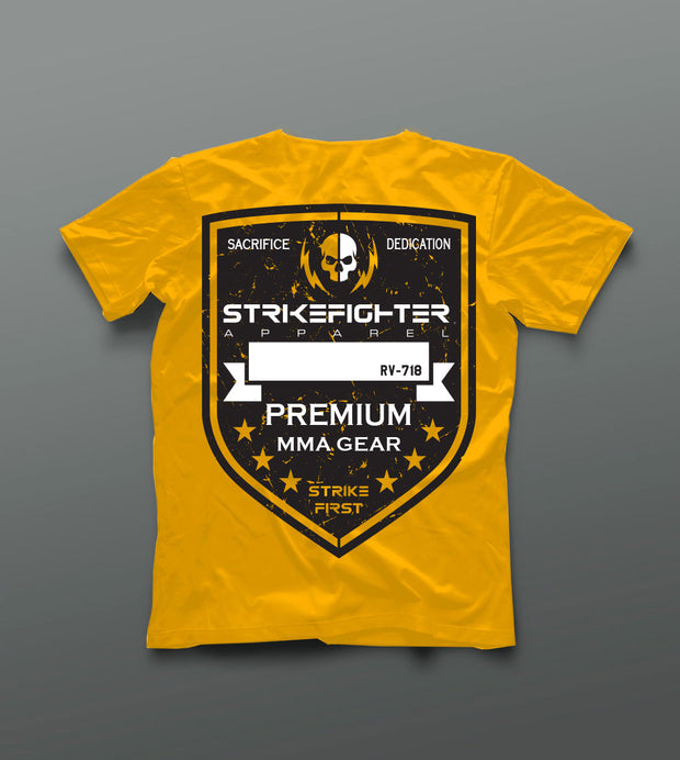 "Strikefighter Apparel- ""Defender"" MMA T-Shirt"