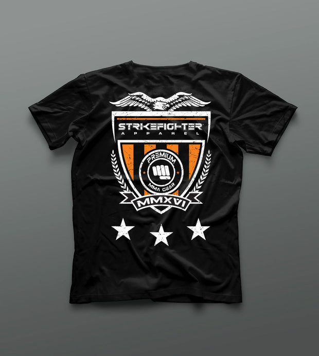 "Strikefighter Apparel- ""Warrior"" MMA T-Shirt"