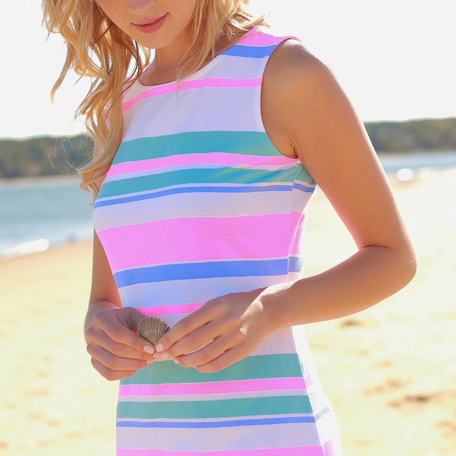 View all prints in Candy Stripe Flamingo Pink