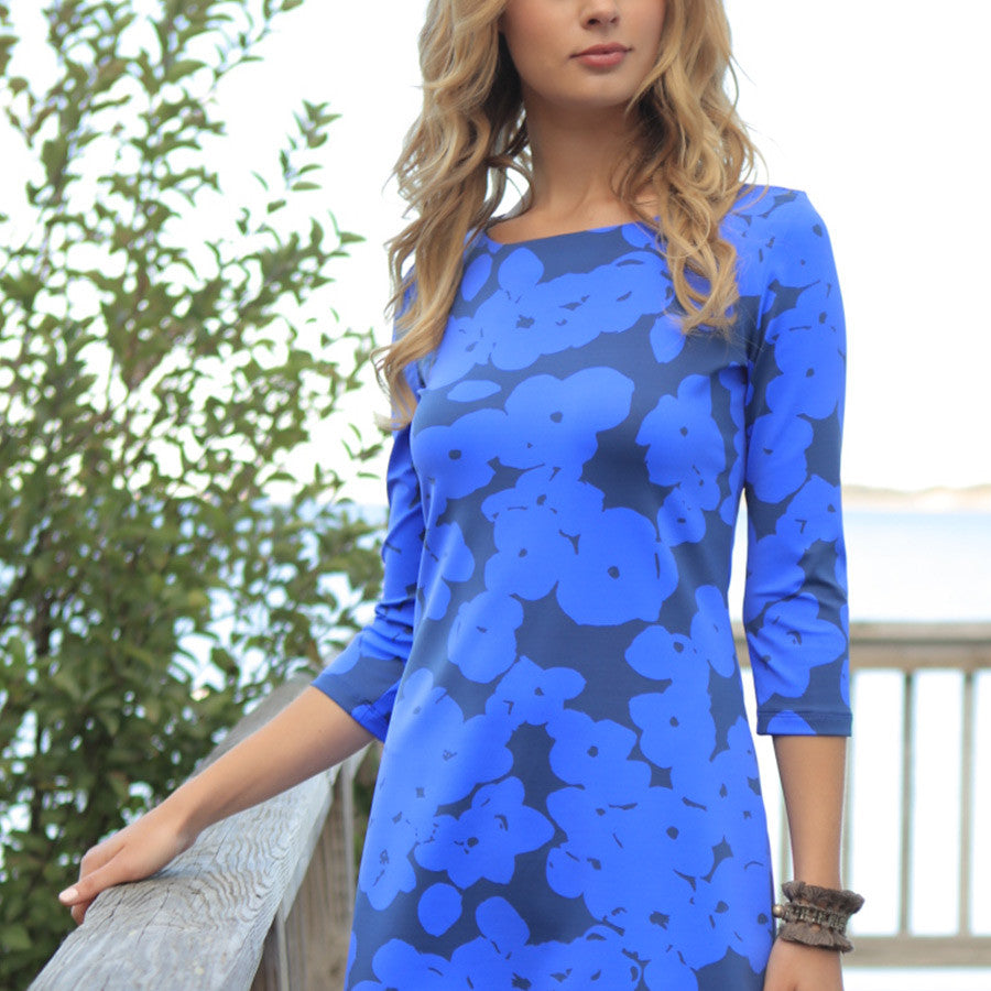 View all prints in French Bloom Bonita Blue