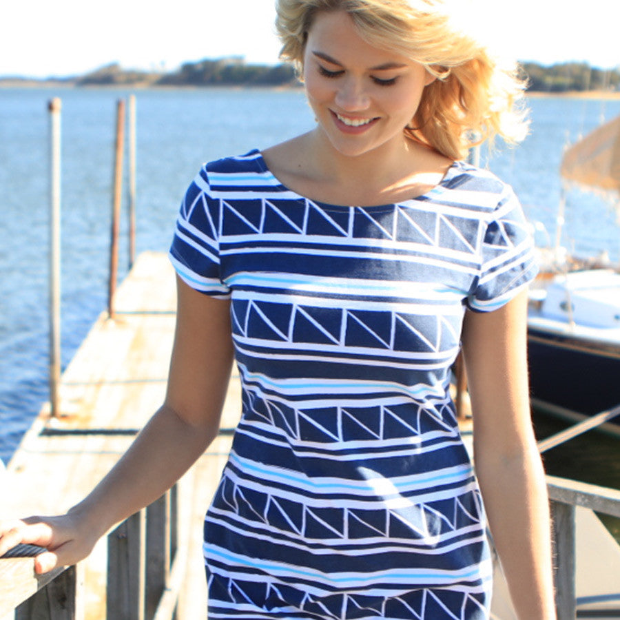View all prints in Man Overboard Navy