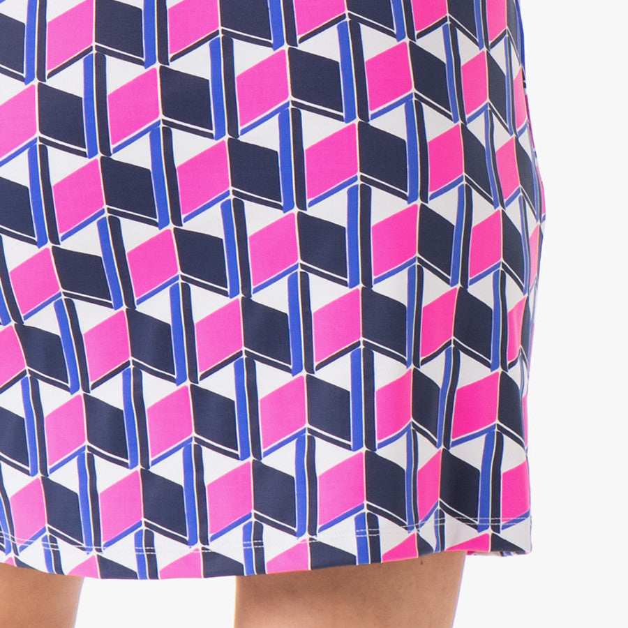 View all prints in On The Avenue Palmetto Pink