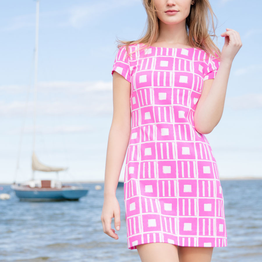 View all prints in Penelope Flamingo Pink