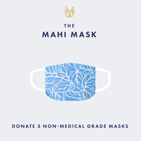 Donate 5 Non-Medical Grade Masks for $25