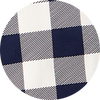 Buffalo Check Monomoy pattern for Fall Ponte Hinckley- 50% OFF! by Mahi Gold