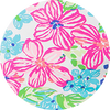 Happy Hibiscus pattern for Ryder by MAHI GOLD