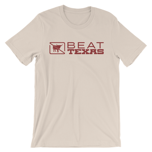 Beat Texas Unisex T-shirt