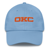OKC Orange Cap