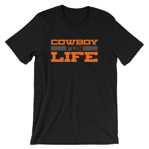 Cowboy For Life Unisex